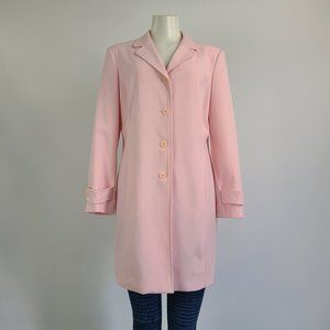 Emma James Pink Light Jacket Size 12P